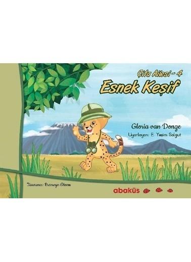 Morhipo kitap Çita Ailesi 4 - Esnek Keşif Renkli